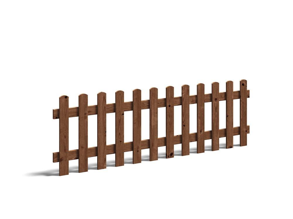 pennines full picket fence fence98 fence