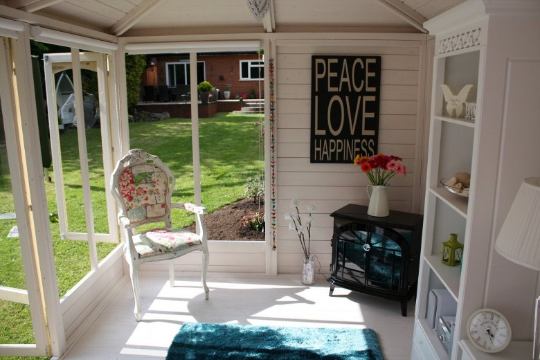 David quinn case study summerhouse customer photo image