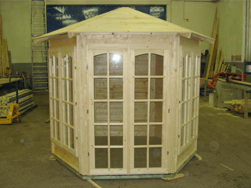 summerhouse prototype