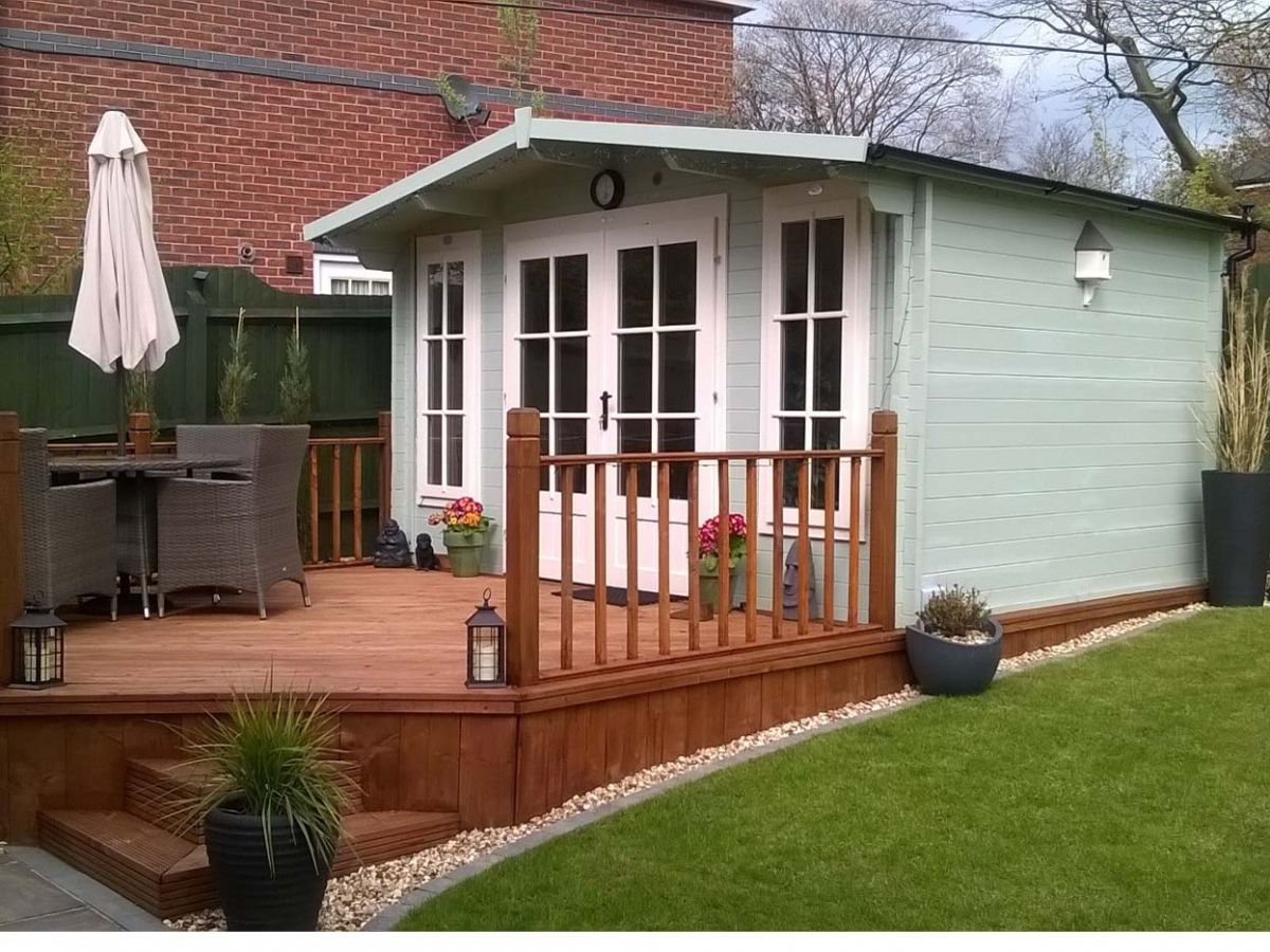 A Guide to Wood Treatment for Garden Buildings