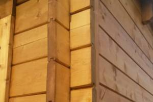 Expansion And Contraction Of Wood On Garden Building