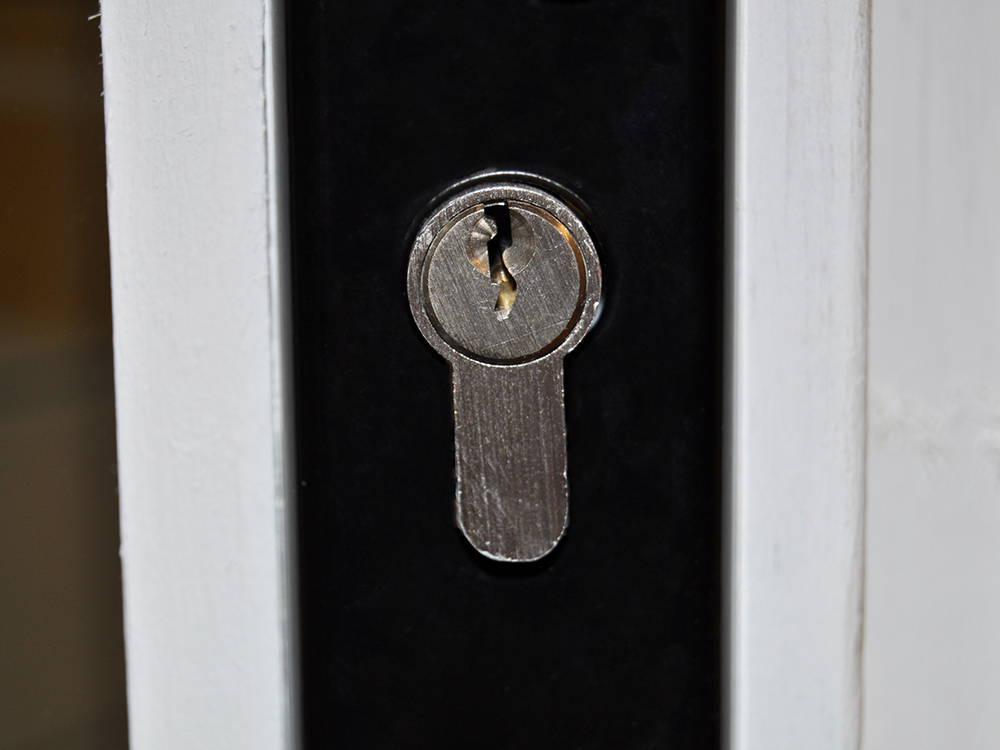 Summerhouses Strong Cylinder Lock II