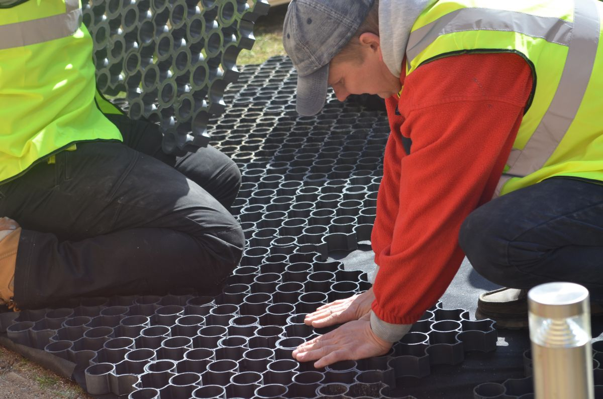 Foundation Systems Concrete Rapidgrid And Rapidpad