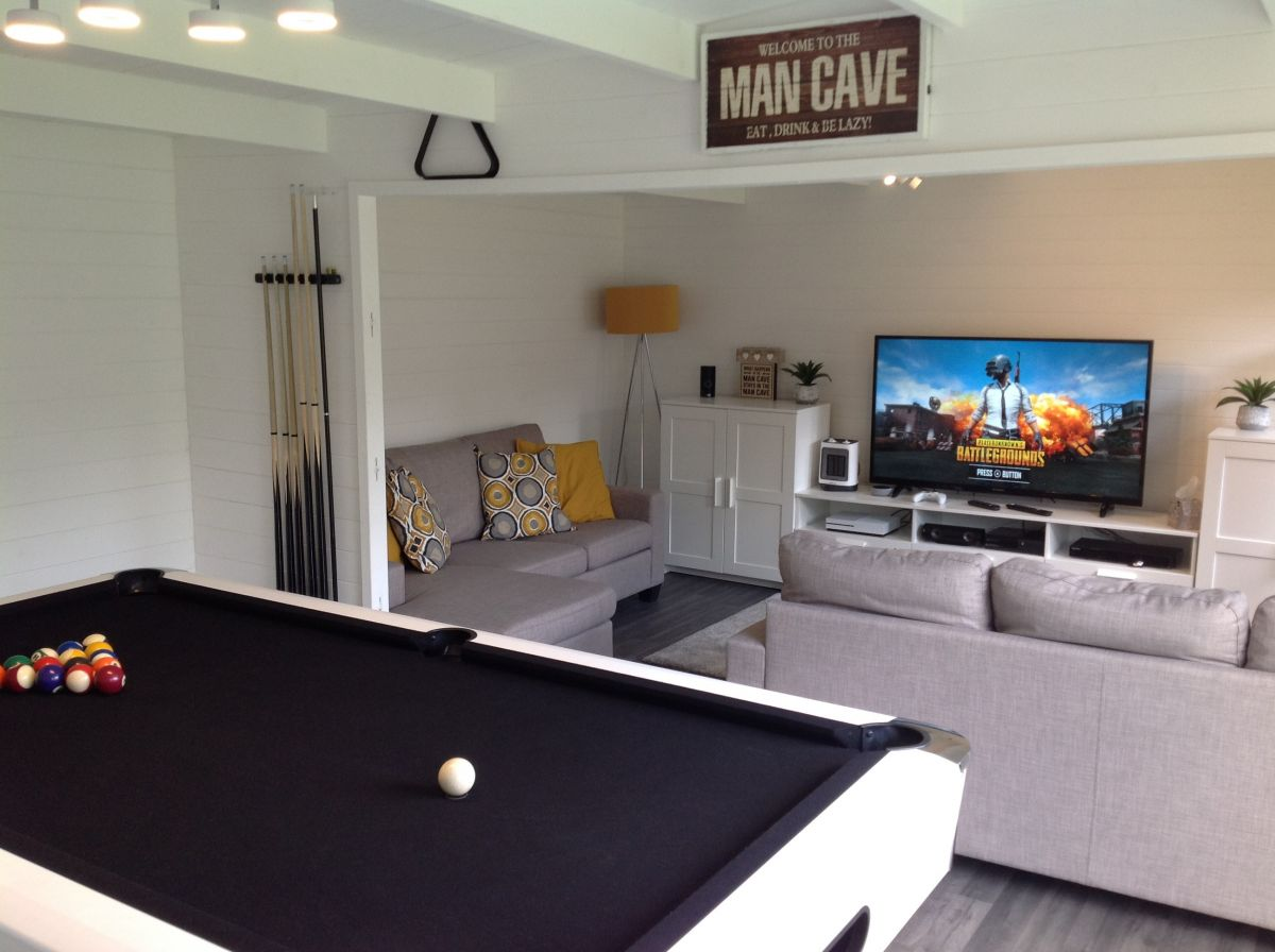 game rooms decoration ideas Dunster House