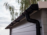 How to Waterproof Your Shed - Gutters and Drainage
