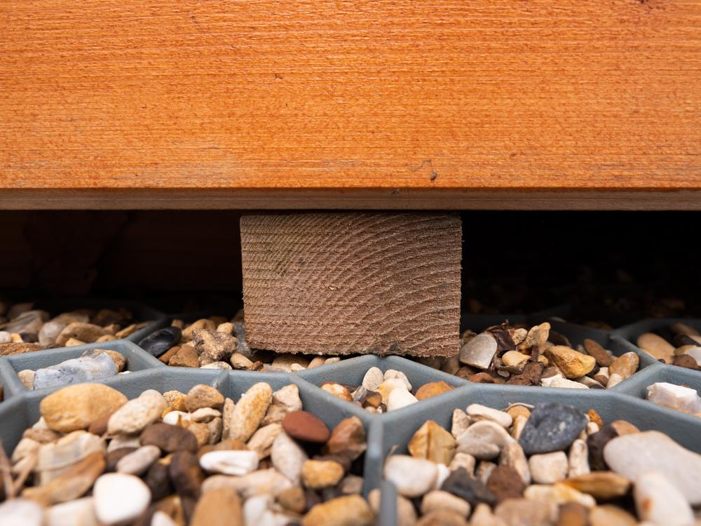 rapid grid dunster house log cabin base