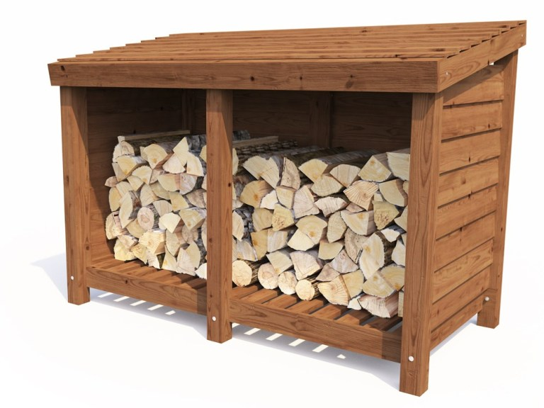 how to build a log store from DH