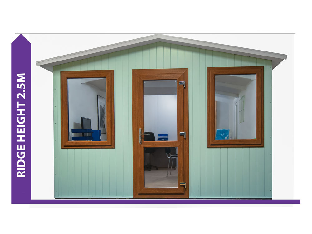 Garden Offices Contemporary Avoid Planning Permission Massimo