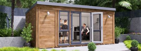 New Titania Garden Office Dunster House Blog