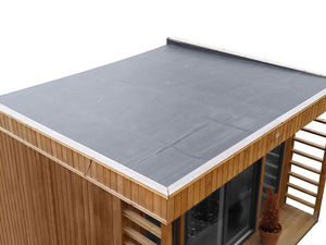 Garden Offices EPDM Roofing II