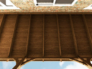 Carages Car Ports Strong Roof