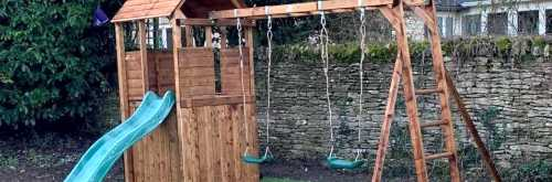 Benefits of Pressure Treating Your Climbing Frame Timber - FortPlus Escape