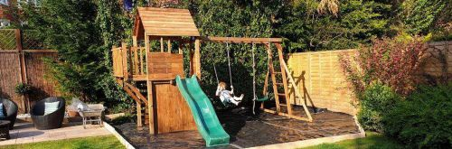 Buy From Long Established Climbing Frame Company Dunster House - BalconyFort Searcher