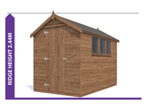 Sheds & Storage Avoid Planning Permission Finli 1.8x3.0