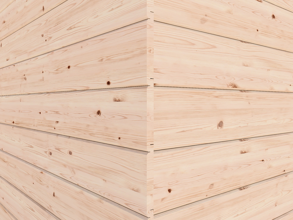 Sheds & Storage Sheds 15mm Shiplap Cladding Talia Garden Tool Shed