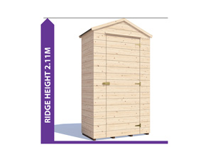 Sheds & Storage Sheds Tall Storage Height Talia Garden Tool Shed