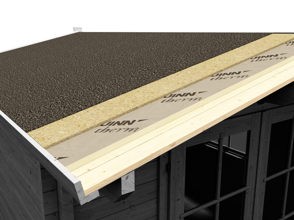 Understanding Roof Insulation Dunster House