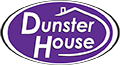 dunster house purple logo