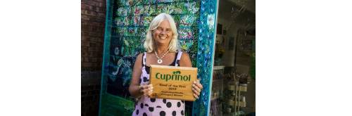 shed of the year 2019 award mary price
