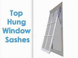 Top Hung Sashes Dunster House Windors Doors