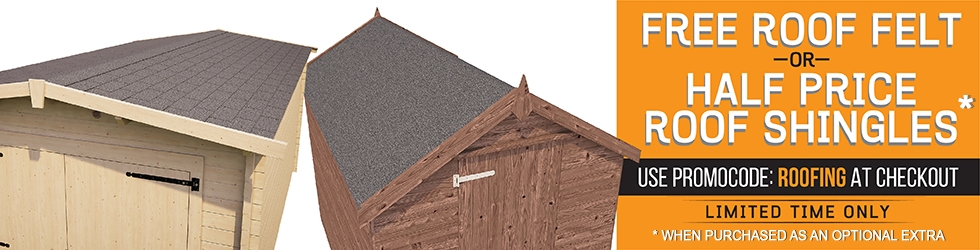 Free felt or HP Shingles Amended 08.09.17