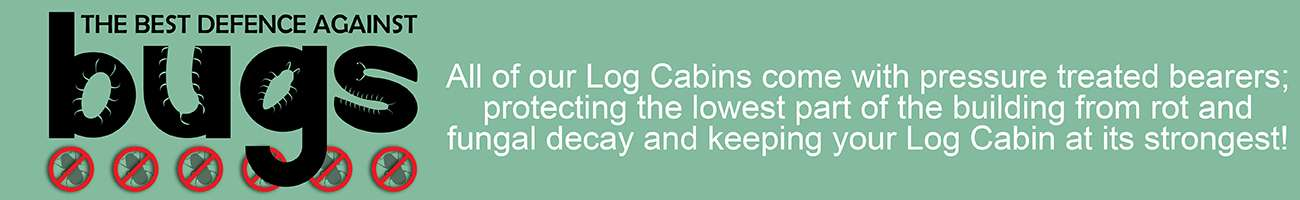 Log Cabin No Bugs Banner 01.12.17