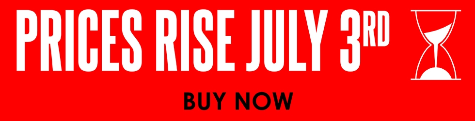 Price  Rise Soon Buy Now 3rd July 28.06.17