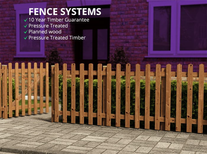 Fence Fixings