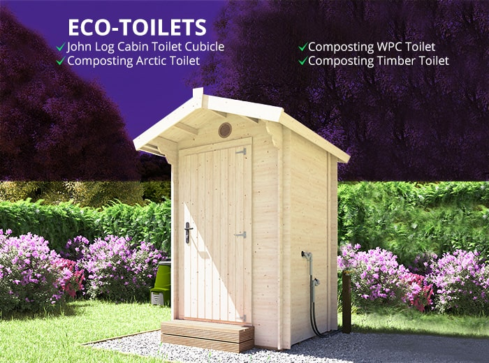 Composting Toilets & Glamping Pods