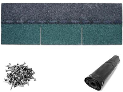 Green Roof Shingle Kit | Extras
