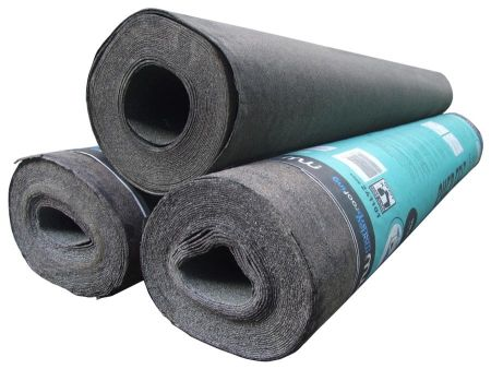 Single Roll Of Roofing Felt Extras