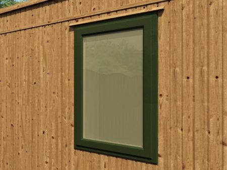 Double Glazed Window Panel