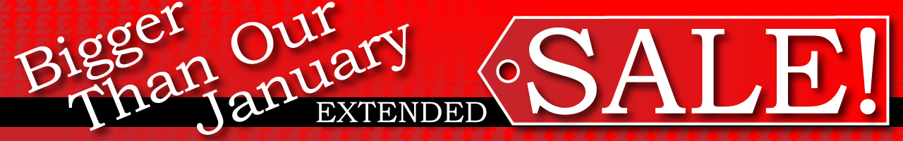 Sale extended banner