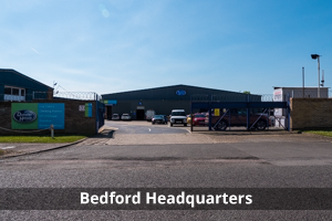 Bedford Headquarters