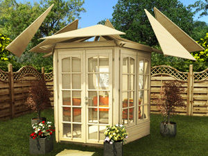 Summerhouses Easy To Build Panel System II