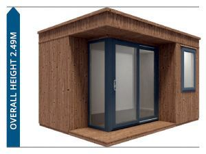 Garden Offices Avoid Planning Permission