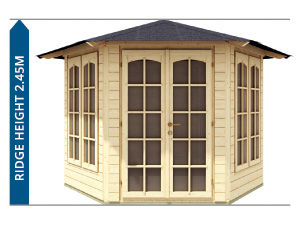 Summerhouses Avoid Planning Permission II