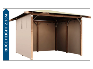 Canopy Gazebos Avoid Planning Permission Curtains