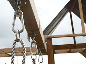 Climbing Frames Clamp Style Swing Hooks