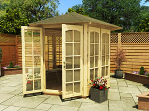 Summerhouses Customise Your Design