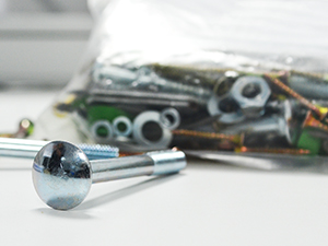 Garden Furniture Fixings Pack Included