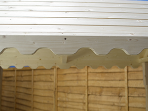 Garden Furniture Decorative Edging II