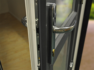Garden Offices 9 Point Locking System