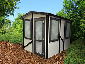Garden Offices Customisable Exterior