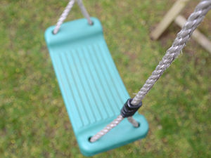 Climbing Frame 10mm Rope On Swings