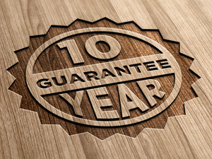Sheds & Storage 10 Year Timber Guarantee