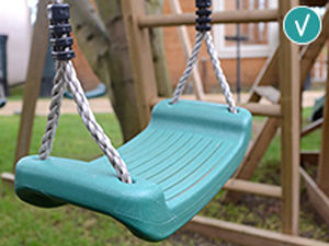 outdoor play system swing