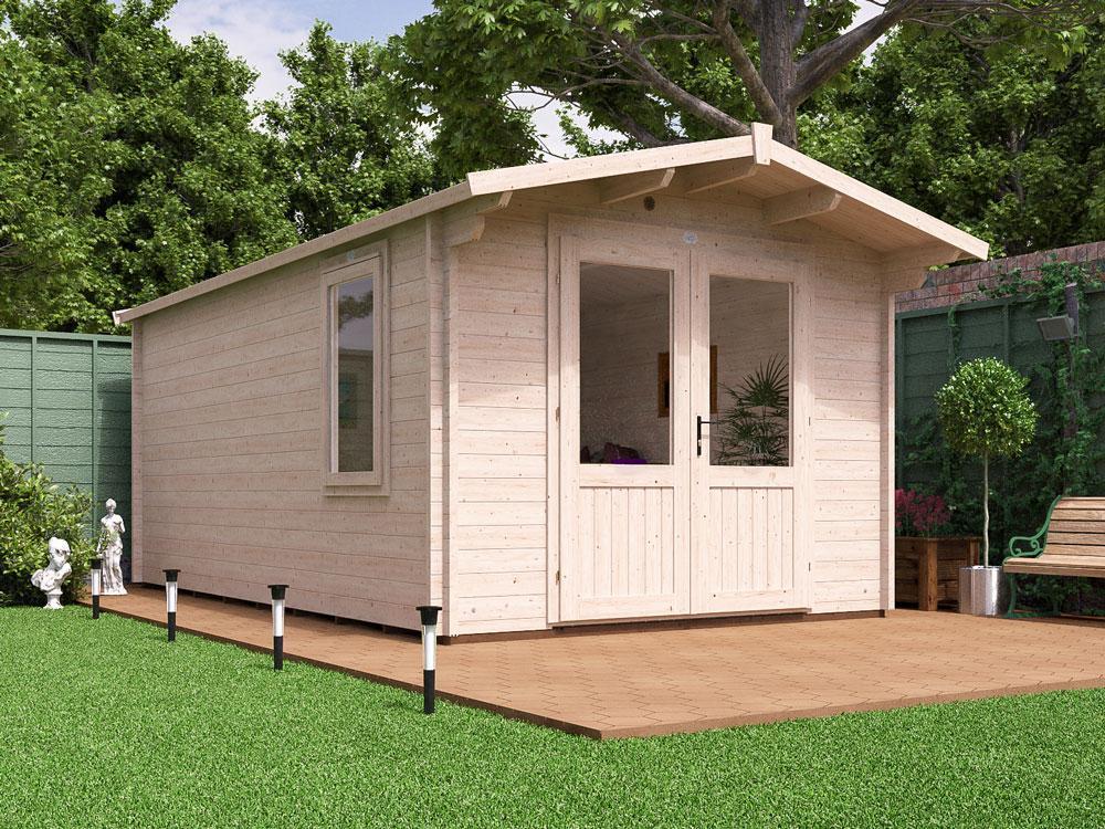 Avon Log Cabin   Log Cabins