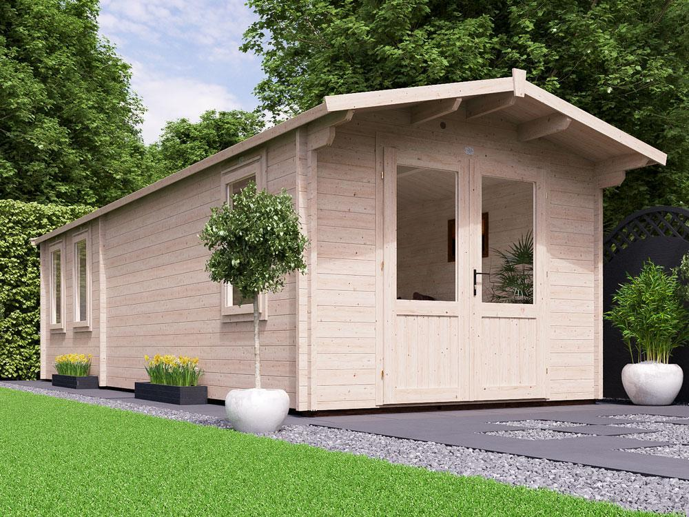 Avon Grande Log Cabin | Log Cabins