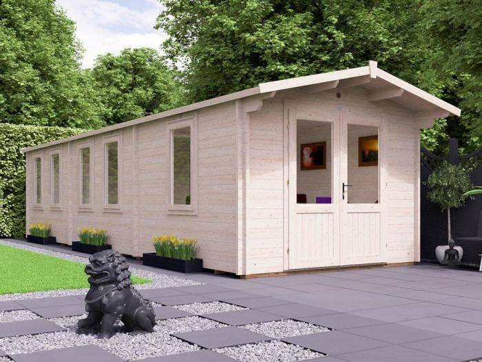 Avon Grande XL Log Cabin | Log Cabins